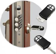 Kapıyı Kilitlemeyi Unutun... Taş Çelik Kapı Otomatik Kilit Sistemi